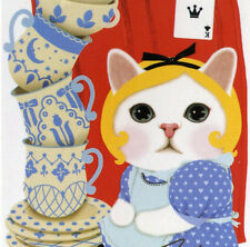 Very cute Korean Jetoy cosplay cat postcard many designs pick 1
