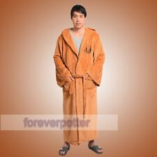 Hot NWT Star Wars Jedi Knight BathRobe Adult Costume Velour Party Gifts Cosplay