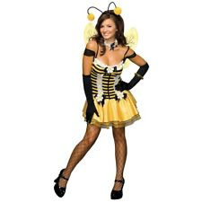 Honey Bee Bumble Bug Costume Halloween Fancy Dress