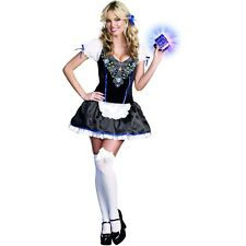 Beer Girl Costume German Oktoberfest Maid Adult Halloween Fancy Dress
