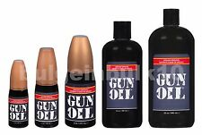Gun Oil Silicone Based Personal Lubricant + FREE Lubricant