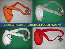 Gabriel Homme #29578 Bareback Pouch (many color &size) FREE shipping ~best value