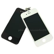 1X Hot Touch Glass Digitizer+LCD Display Assembly For iPhone 4G AT&T Black/White