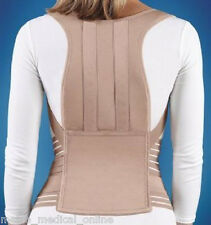 FLA Soft Form Posture Control Support Brace, All Sizes