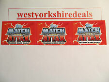 MATCH ATTAX ATTACKS 2012/2013 12/13 NEW SEASON LEGEND *******IN STOCK NOW*******