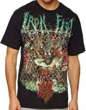 IRON FIST SHOCKER (S M L XL 2XL 3XL 4XL) S/S T.SHIRT BNWT