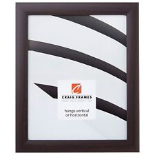 "Craig Frames Various 1"" Brown Contemporary Picture Frame Poster Frame (23247778)"