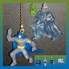 """DC COMICS BATMAN """"THE BRAVE AND THE BOLD"""" SERIES FIGURES CEILING FAN PULLS"""