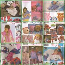 OOP Simplicity Children Home Decorating Accessories Sewing Pattern U Pick