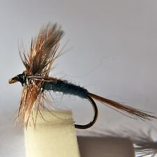 24 Dry Fly fishing Trout & Grayling Flies 8 patterns,3 ea size options available