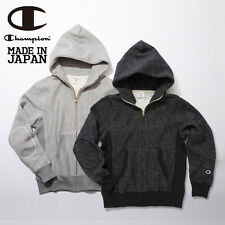 F/S New Champion MADE IN JAPAN REVERSE WEAVE Zip Hoodies C3-A129 Limited Import