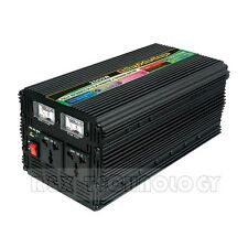 2000W DC/AC Power Inverter with UPS Charging,Pointer display,For Solar/Wind