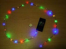 Smallest Christmas Holiday Lights in the World Tiny LED String Lights Very Small