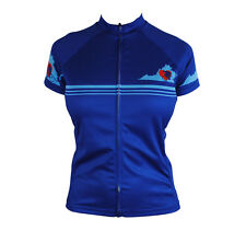 Virginia is for Bike Lovers Women's Cycling Jersey State Themed Bike Jersey