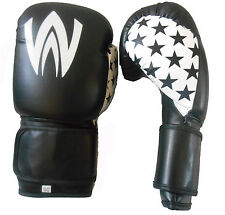 BOXING TRAINING /BAG / THAI BOXING GLOVES MITTS FOR SPARRING PUNCHING 10/12 oz
