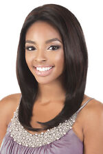 Beshe Synthetic Lace Front Wig- LACE-71 LONG STRAIGHT OL19""