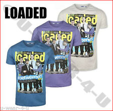 MENS FASHION LOADED T SHIRT THE INBETWEENERS PRINTED GRAPHIC FUNNY COMEDY TV