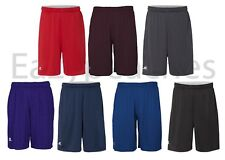 Russell Athletic Mens Size S-3XL Colorblock Sport Shorts Basketball Gym Workout