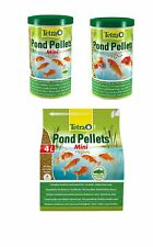 Tetra Pond Pellets Floating Fish Food Koi Goldfish Orfe