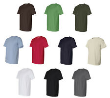 Anvil Organic Cotton Short Sleeve Mens T-Shirt, Choose from size S-4XL  (420)