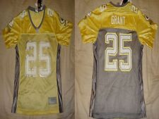 NWT Green Bay Packers #25 RYAN GRANT NFL Womens Canola Fashion Jersey M-XL
