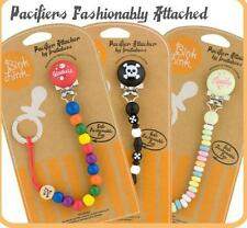 1 Bink Link Pacifier Clip Attacher, NEW 15 Styles Available