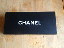 Authentic CHANEL Unisex Sunglasses w/ Hard Case and Box /Lens Cloth