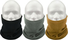 Polar Fleece Military Neck Gaiter Neck Warmer