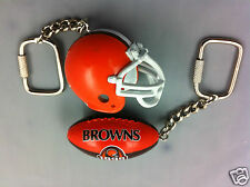 Cleveland Browns NFL Football Lil Sports Brat Keychain Collectible Gift Souvenir