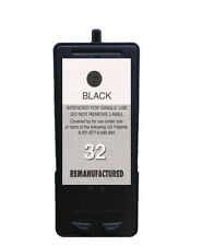 Non-OEM Fit For Lexmark 32/34 Black Ink Cartridge 18C0032