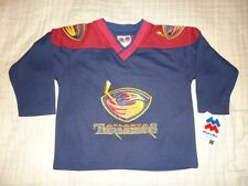 NWT Atlanta Thrashers NHL Hockey Jersey Embroidered Logo Toddlers Size 2T-4T