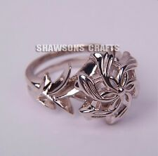 LORD OF THE RINGS JEWELRY NENYA GALADRIEL RING 925 STERLING SILVER WOMENS RING