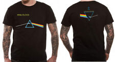 Pink Floyd Dark Side Of The Moon T Shirt  Mens Black OFFICIAL S M L XL XXL