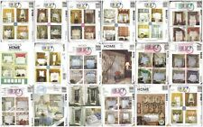 OOP McCall's Sewing Pattern Home Décor Window Treatment Decorating  Your Choice