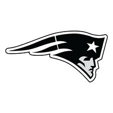 #114 NEW ENGLAND PATRIOTS ANY SIZE OR COLOR CUSTOM CUT VINYL DECAL STICKER