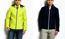 Armani Exchange A|X Sporty Neoprenel Logo Hooded Jacket