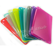 Lot TPU Silicone Cell Phone Case Soft Skin Cover for Apple iPad Mini 9 Colors