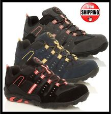 MENS SAFETY TRAINER LIGHTWEIGHT STEEL TOE CAP WORK  BOOTS SHOES TRAINERS SIZE