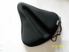 Comfort Silicone Gel Bike Bicycle Saddle Seat Cover Soft Cushion Pad Extra Thick