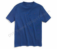 Tommy Hilfiger Children Big Boy Nantucket Tee T-Shirt Blue - Free $0 Shipping