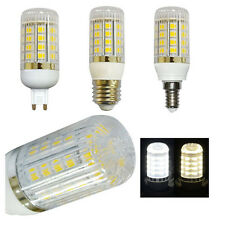 Wholesale Outdoor use 85V-265V E27/E14/G9 7W 36 5050 SMD Led corn light bulb New