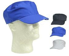 Painters Twill Cap Army Style Hat (Comes in 3 Colors)
