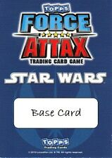 Star Wars Force Attax Clone Wars Series 1 *Choose Your Base Common Card* 121-150