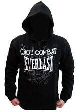 EVERLAST MENS CAGE COMBAT JACKET/HOODIE/JUMPER/CASUAL/SPORTS/BOXING/GYM/FITNESS