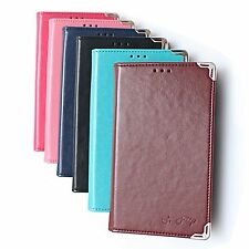 SIRIUS S-flip Leather Wallet Case for Samsung Galaxy S2 LTE Skyrocket i727 E110