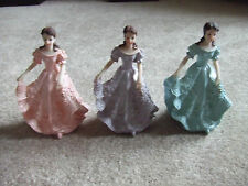 """Cake Topper Quinceanera 15th Birthday 5-1/2"""" Tall New"""