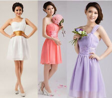 Beautiful Korean Style Bridesmaid Dress for Wedding  Occasion