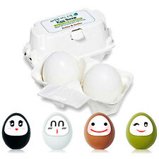 [HOLIKA HOLIKA]  Egg Soap(50g2ea)4 Kinds/Egg White/Green Tea/Ocher/charcoal