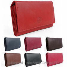 Pochette Large Cuir souple by London Leathergoods 6 couleurs neuf