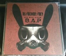 B.A.P BAP 3rd Mini Album [BAD MAN] Vol.3:: CD+MATOKKI Stencil+Photocard+Poster